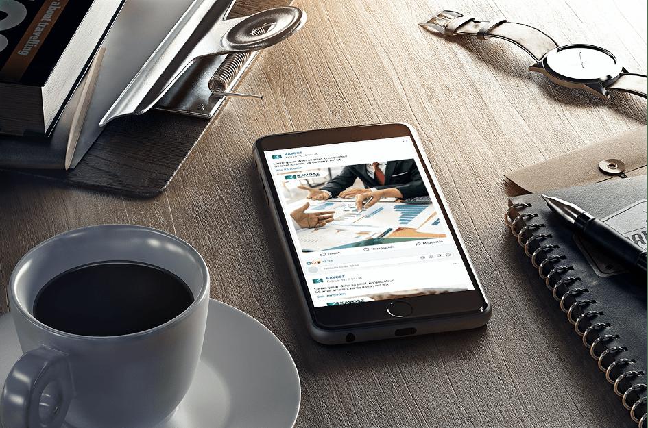 KAVOSZ Zrt. – A complete digital B2B marketing solution